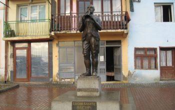 Vandali oskrnavili spomenik Bakija Bakića