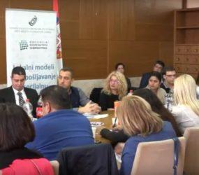 Inicijativa za bolje lokalne modele u zapošljavanju Roma