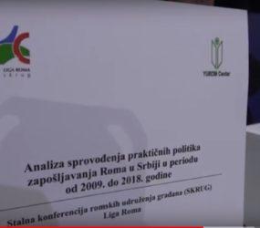 Analiza politika zapošljavanja Roma i Romkinja u Srbiji!