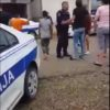 Izvršitelji i policija u Sat Mahali u Leskovcu!