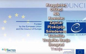 ROMACTED program postaje sve značajniji u ostvarivanju prava romske zajednice