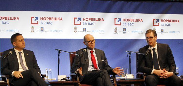 Kraljevina Norveška ostaje pouzdan partner Republici Srbiji