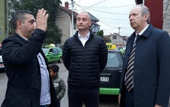 Delegacija Vlade Republike Srbije obišla romska naselja u Leskovcu