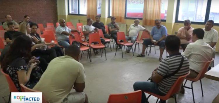 ROMACTED metodologija u Nišu sa romskom zajednicom